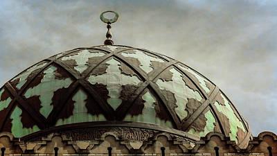 Disney Photograph - Fox Theatre Dome #2 - Atlanta by Stephen Stookey
