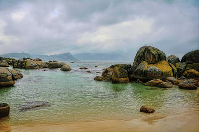 Photograph - Foxy Beach by JAMART Photography