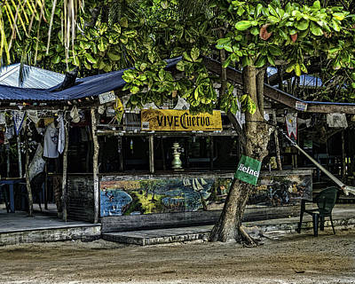 Photograph - Foxy's On Jost Van Dyke by Gordon Engebretson