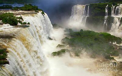 Photograph - Foz Do Iguacu 1 by Bob Christopher