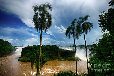Photograph - Foz Do Iguacu 10 by Bob Christopher