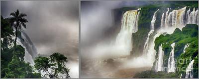 Photograph - Foz Do Iguacu 12 by Bob Christopher