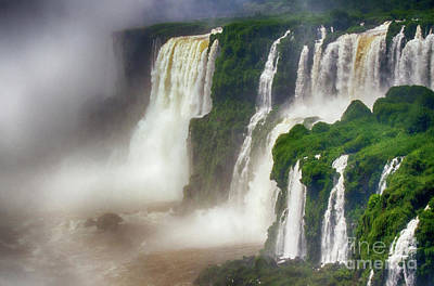 Photograph - Foz Do Iguacu 2 by Bob Christopher