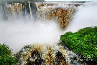 Photograph - Foz Do Iguacu 3 by Bob Christopher