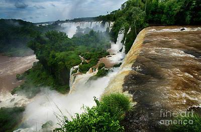 Photograph - Foz Do Iguacu 5 by Bob Christopher