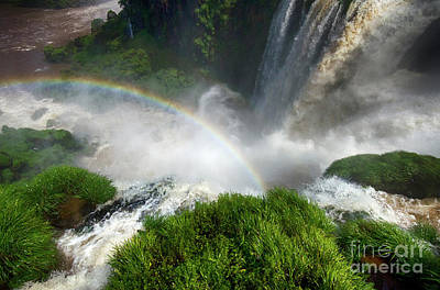 Photograph - Foz Do Iguacu 6 by Bob Christopher