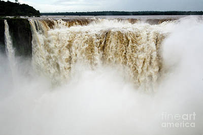 Photograph - Foz Do Iguacu 7 by Bob Christopher