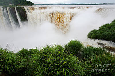Photograph - Foz Do Iguacu 9 by Bob Christopher