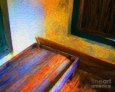 Digital Art - Fr. John Hawes Room by Joseph Re