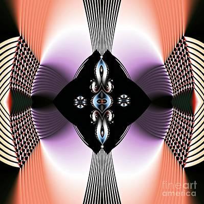Digital Art - Fractal Macrame by Sarah Loft