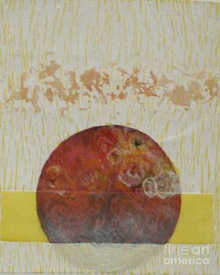 Fragile Conditioning- 4 Art Print by Asma Hashmi
