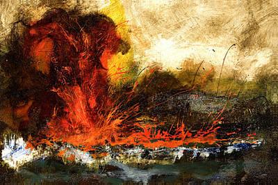 Painting - Fragile Status Quo by Michaelalonzo   Kominsky