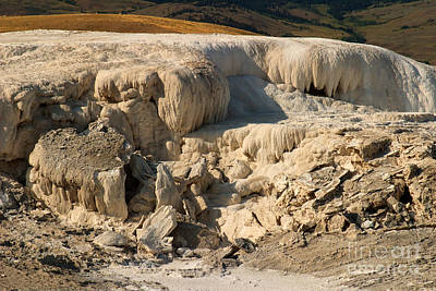Photograph - Fragile Travertine by Charles Kozierok
