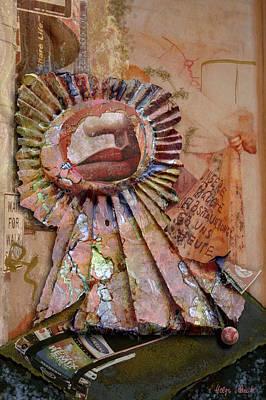 Digital Art - Fragments by Helga Schmitt