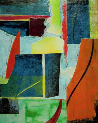 Mixed Media - Fragments Of Time by John Hansen