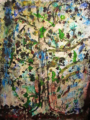 Mixed Media - Fragrance Of Color by David Sutter