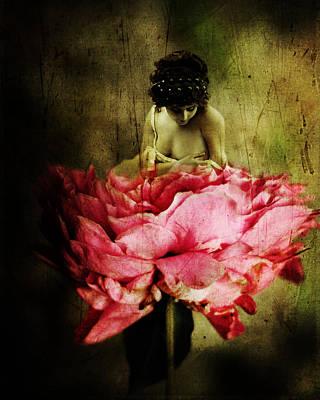 Photograph - Fragrant Memories by Rebecca Sherman