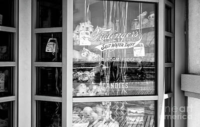Photograph - Fralinger's Salt Water Taffy by John Rizzuto