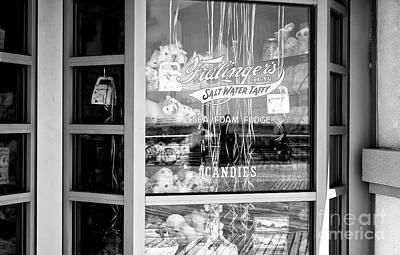 Photograph - Fralinger's Salt Water Taffy by John Rizzuto