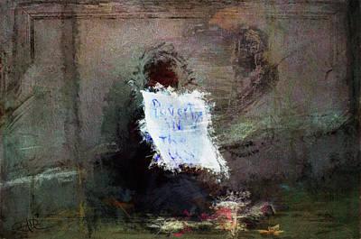 Digital Art - Frame Of Poverty by Ricardo Dominguez