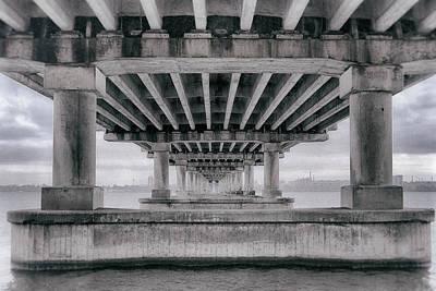 Photograph - Frames. Dnipro, 2017. by Andriy Maykovskyi