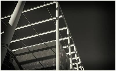 Photograph - Framework by Stewart Marsden