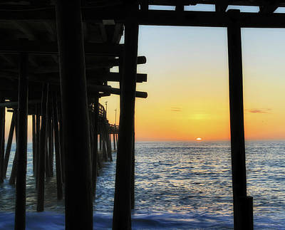 Photograph - Framing The Sunrise by Art Cole