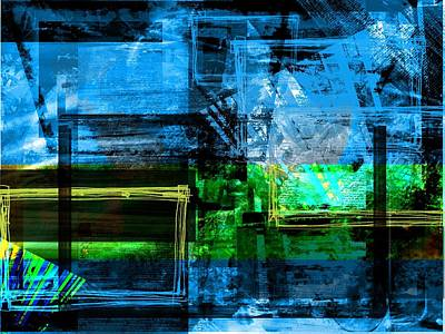Digital Art - Framing Thoughts by Art Di