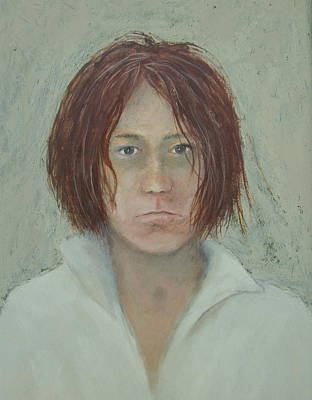 Painting - Fran by E Colin Williams ARCA