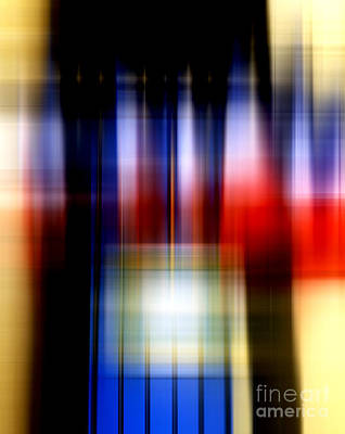 Abstract Handbag Art Digital Art - Francais by John Rizzuto