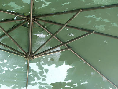 Photograph - Franca's Umbrella by Paul Kimmerling