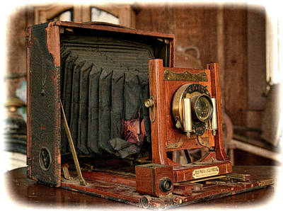 Photograph - Frances Benjamin Johnstondigital Camera Grung by Carol Highsmith