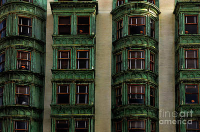 Photograph - Columbus Tower San Francisco by Bob Christopher