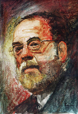 Francis Ford Coppola Painting - Francis Ford Coppola by Marcelo Neira