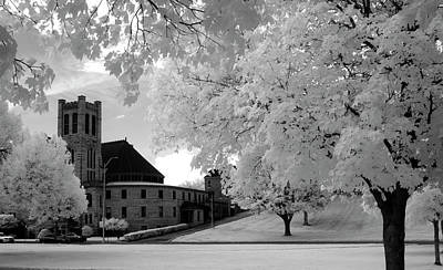 Photograph - Francis Street First United Methodist Church by Brian Duram