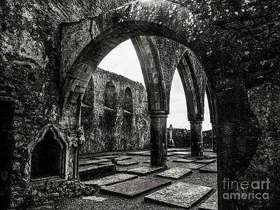 Photograph - Franciscan Friary by Lexa Harpell
