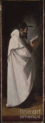 Francisco De Zurbaran Art Print