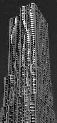 Book Quotes - Frank Gehry Metal Clad Highrise by Robert Ullmann