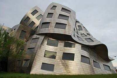 Photograph - Frank Gehry's Lou Ruvo Center 8 by Matt Harang