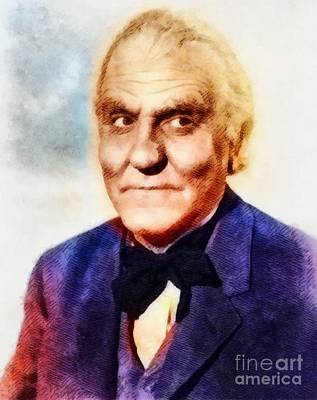 Musician Royalty-Free and Rights-Managed Images - Frank Morgan as The Wizard of Oz by John Springfield