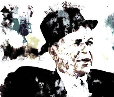 Guys And Dolls Painting - Frank Sinatra by Brian Reaves