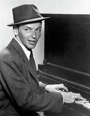Digital Art - Frank Sinatra by Frank Sinatra