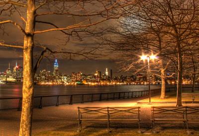 Warner Park Photograph - Frank Sinatra Park by Lee Dos Santos