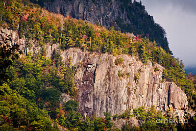 Photograph - Frankenstein Cliff  by Susan Cole Kelly