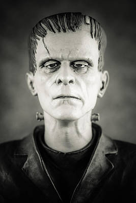 Frankenstein's Monster - Boris Karloff II Original