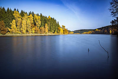 Photograph - Frankenteich by Andreas Levi
