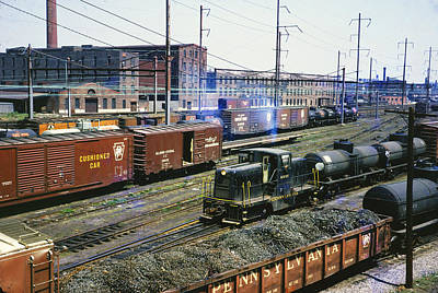 Northeast Philly Photograph - Frankford Junction Philadelphia by Christopher Freitag