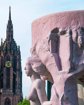 Photograph - Frankfurt 10 by Steven Richman