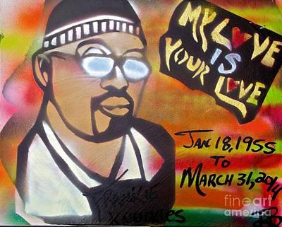 Frankie Knuckles #1 Original by Tony B Conscious