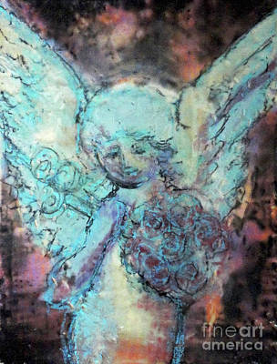 Painting - Franklin Angel by Amy Stielstra